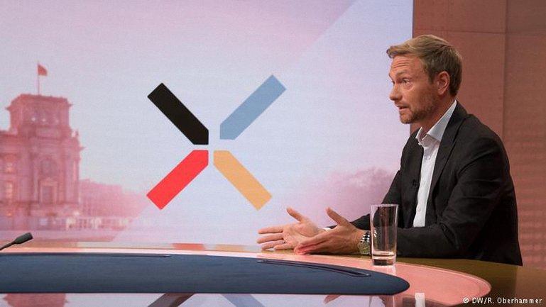 Кристиан Линднер намерен дружить с Россией, не говоря о Крыме - фото 1