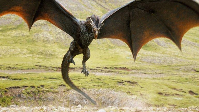 Как драконы из Игры престолов выросли за 7 сезонов - фото 1