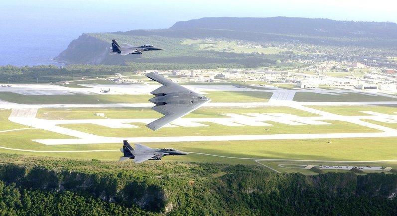 На острове расположена военная база США  - фото 1