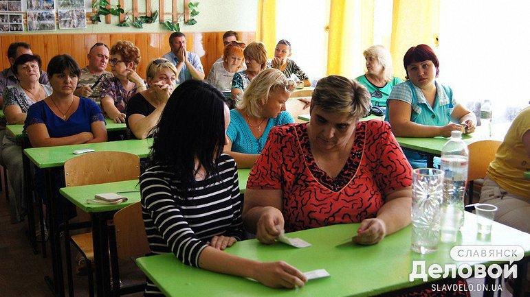 Профсоюз школы отказался уволить учителя-сепаратиста - фото 1
