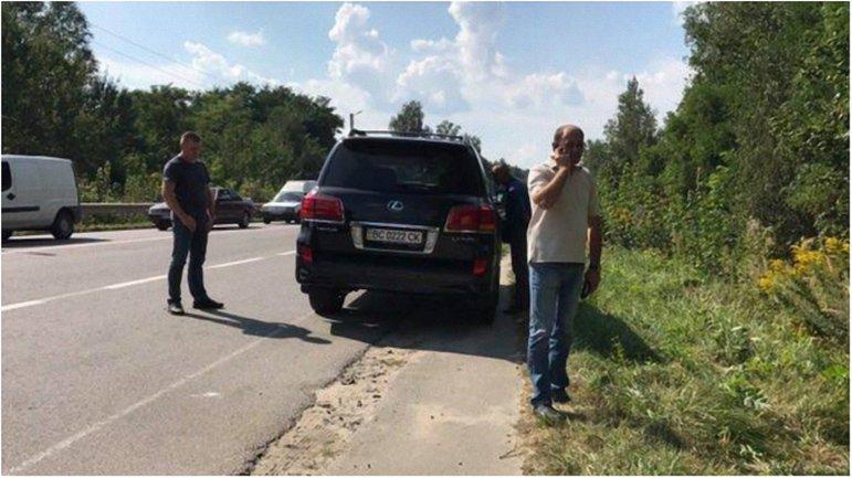 ДТП во Львовской области - фото 1