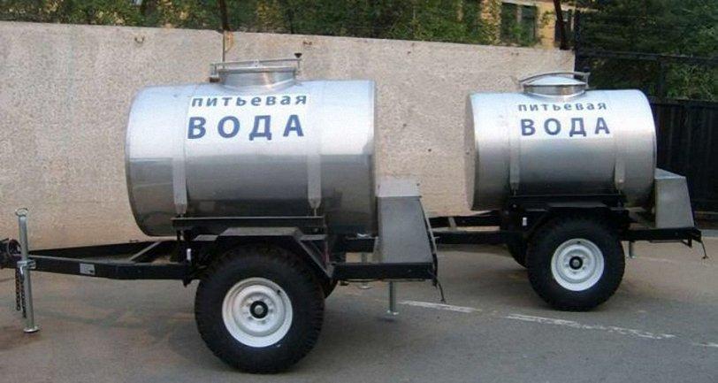 В Крыму начались проблемы с водой - фото 1