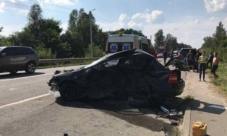 Водитель Дыминского не был за рулем во время ДТП, - Луценко - фото 1