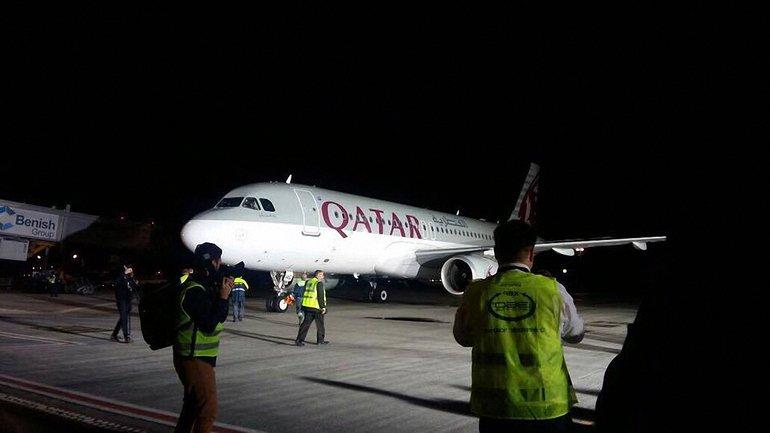 Qatar Airways начал полеты из Украины - фото 1
