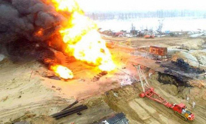 В России из-за аварии на нефтяной скважине пострадали украинцы - фото 1