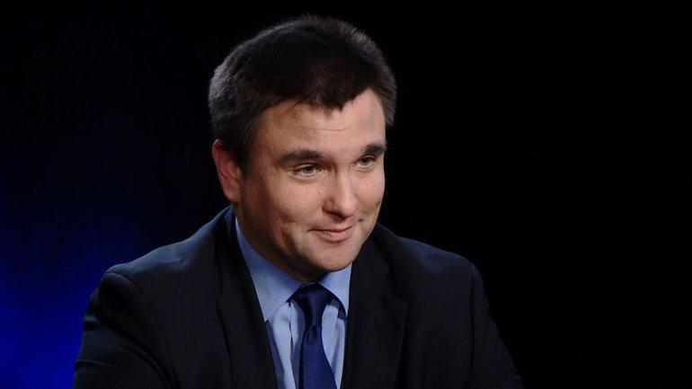 Россия опровергла заявление Саакашвили о гражданстве Климкина  - фото 1