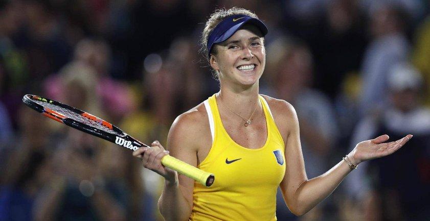 Украинка блестяще одолела двух именитых теннисисток на одних соревнованиях - фото 1
