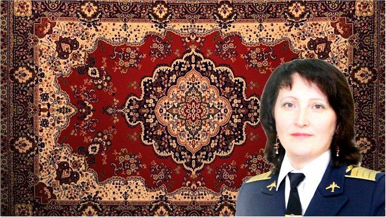 В НАПК закупили ковров на 83 тысячи гривен у уклоняющейся от уплаты налогов фирмы - фото 1