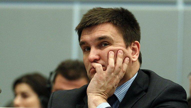 Климкин прокомментировал обращение Саакашвили к Порошенко - фото 1