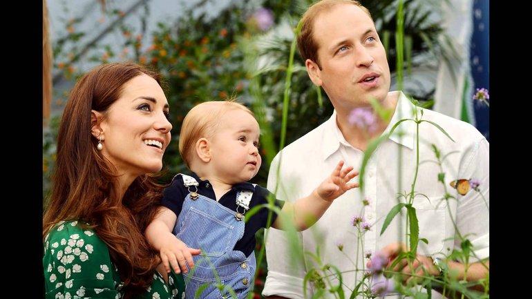 Первому ребёнку Кейт и Уильяма уже 4 года - фото 1