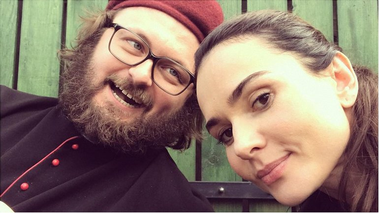 Алена Лавренюк и DZIDZIO  - фото 1