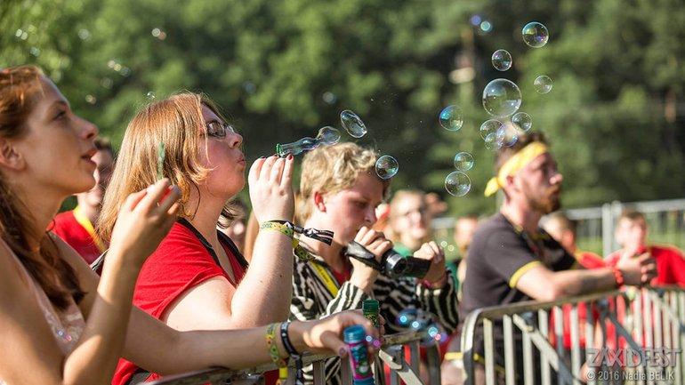 Фестивали 2017: август и сентябрь радует украинцев большим выбором - фото 1
