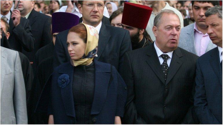 Борис Фуксман и Ирина Бережная в Лавре - фото 1