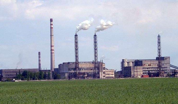 Обрушение: Завод Фирташа в Крыму остановил работу - фото 1