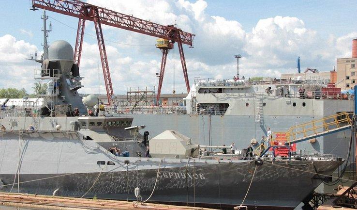 Россияне перебрасывают корабль, способный обстреливать все страны Европы, из Крыма на Балтику - фото 1
