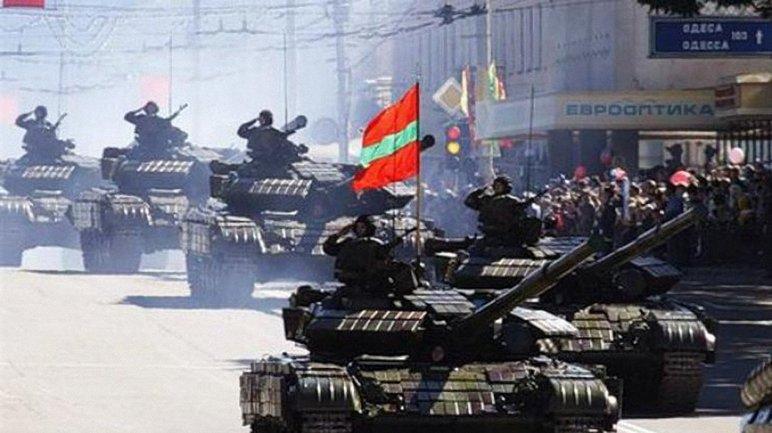 Россияне хотят пробить коридор в Приднестровье - фото 1