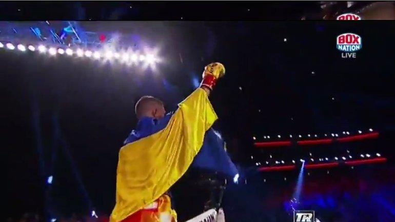 Победу украинец одержал в седьмом раунде - фото 1