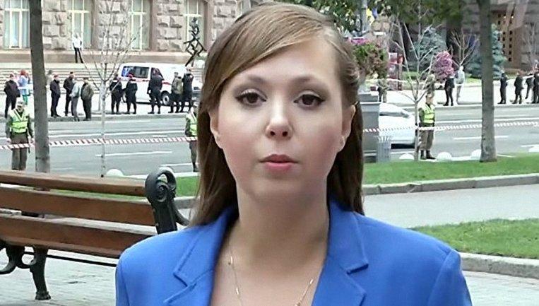 Пропагандистка Анна Курбатова - фото 1