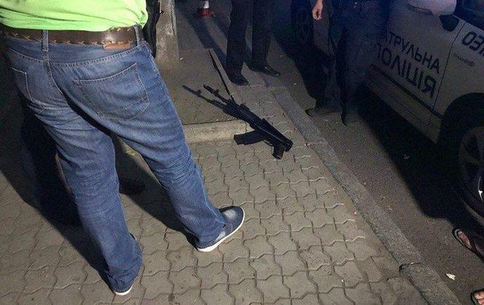Стрельба в Днепре закончился смертельным ранением 2 бойцов АТО  - фото 1
