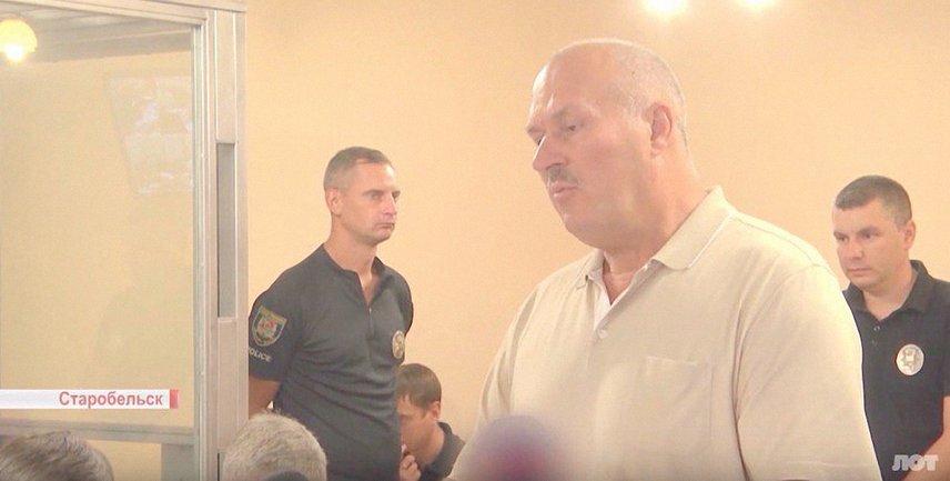 Экс-глава Луганской милиции Владимир Гуславский - фото 1