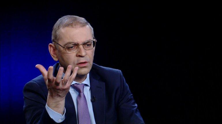 Пашинский заявлял, что на него напали - фото 1
