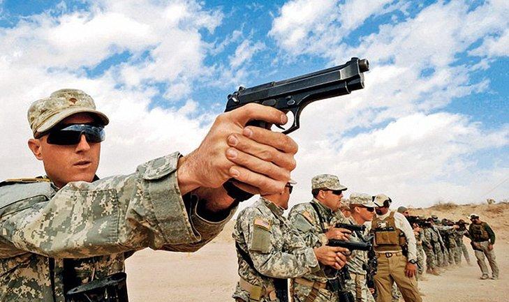 США поставит оружие для учебы - фото 1