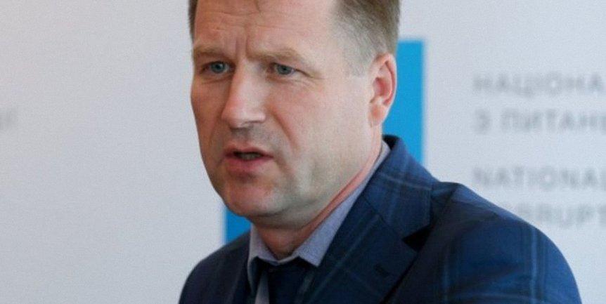 Руслан Радецкий ушел из НАПК - фото 1