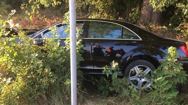Эксперты исследуют останки из Mercedes Дыминского - фото 1