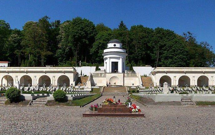 Поляки хотят изобразить в своих паспортах Мемориал орлят во Львове - фото 1