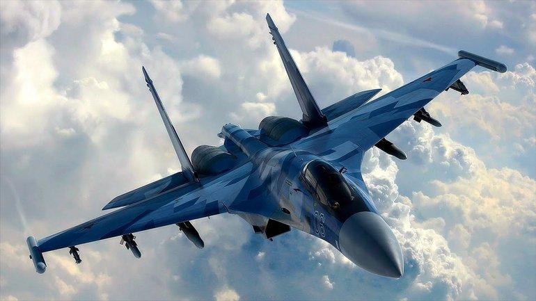 Российские террористы летают над Крымом - фото 1