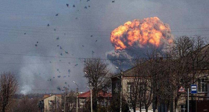 Взрывы в Калиновке не стихают - фото 1