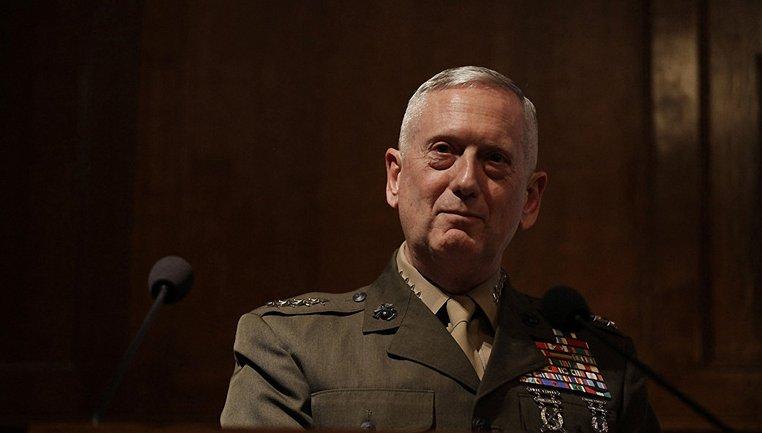Министр обороны США Джеймс Мэттис раскрыл карты - фото 1