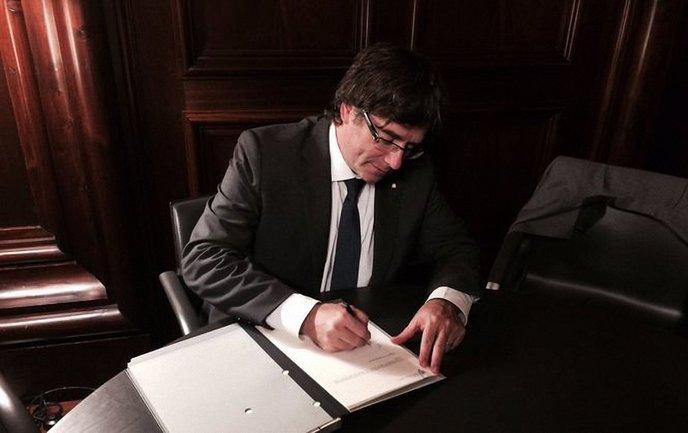 В Каталонии пройдет референдум о независимости  - фото 1