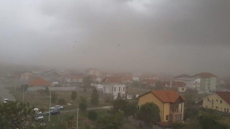 В Румынии из-за урагана погибли люди  - фото 1