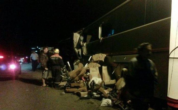 В России в аварии погибли паломники - фото 1