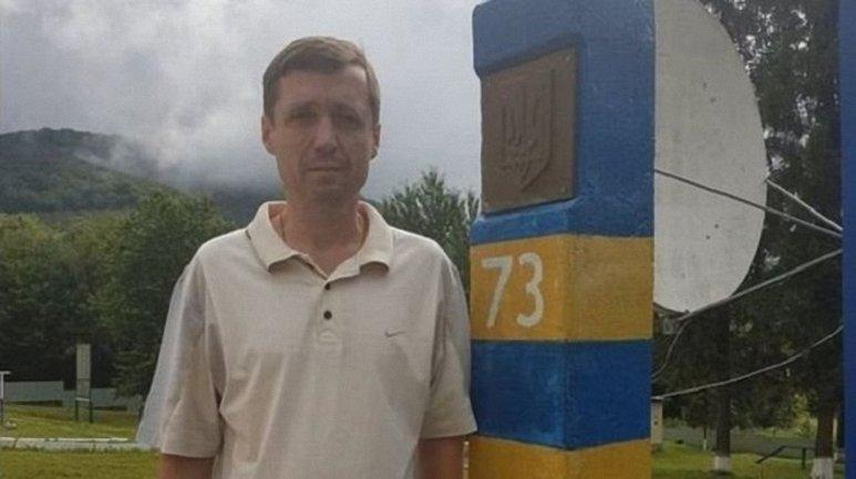 Игорь Гриб, отец пропавшего в Беларуси парня - фото 1