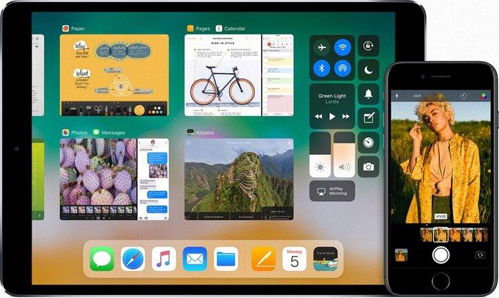 Датой выхода новой iOS 11 Apple стало 19 сентября - фото 1