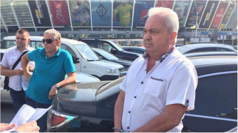 Чиновника и его посредника задержали в Киеве - фото 1