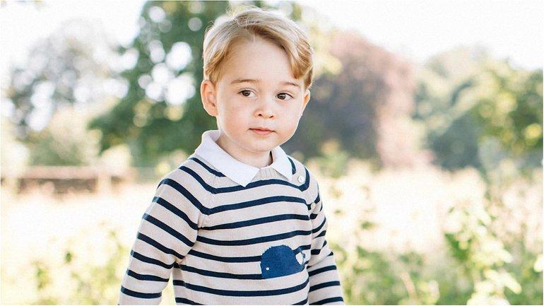 Принцу Джорджу наскучило ходить в школу - фото 1
