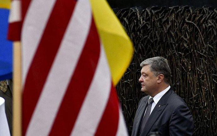Визит в Порошенко в США может сбыть результативным - фото 1