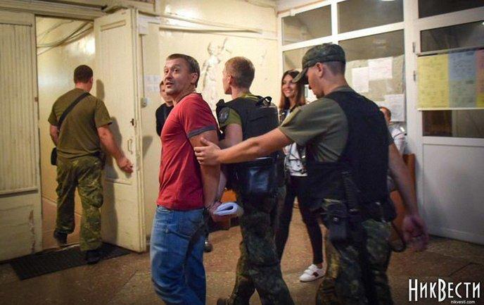 """В Николаеве задержали """"Мультика"""" - фото 1"""