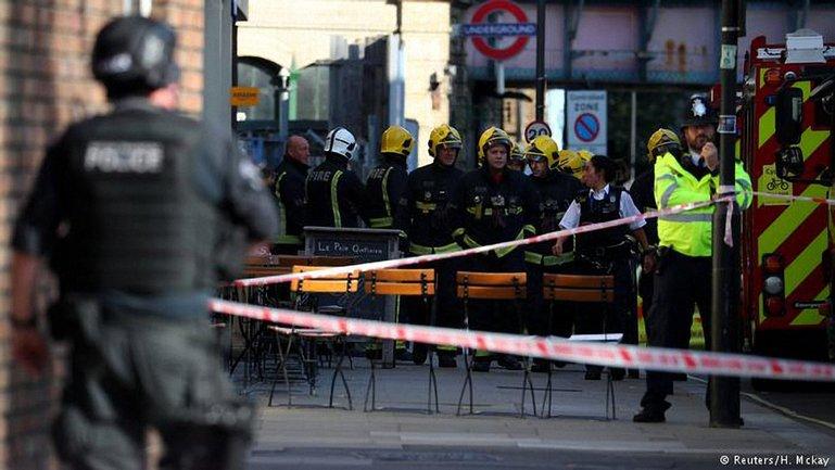 Полицейские считают, что в метро Лондона орудовали террористы - фото 1