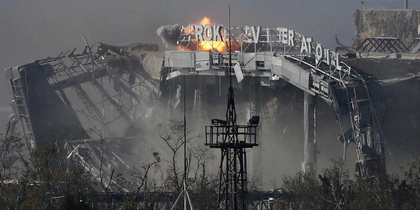 Защитников Донецкого аэропорта и ветеранов АТО возмутила реклама - фото 1