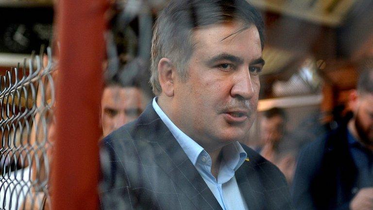 Саакашвили приехал в Украину - фото 1