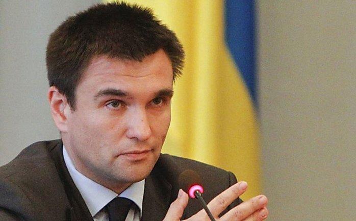 Климкин призвал к переговорам - фото 1