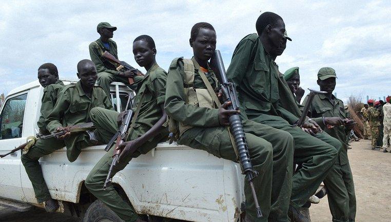 В Украине назвали фейком обвинения в торговле оружием с Южным Суданом - фото 1