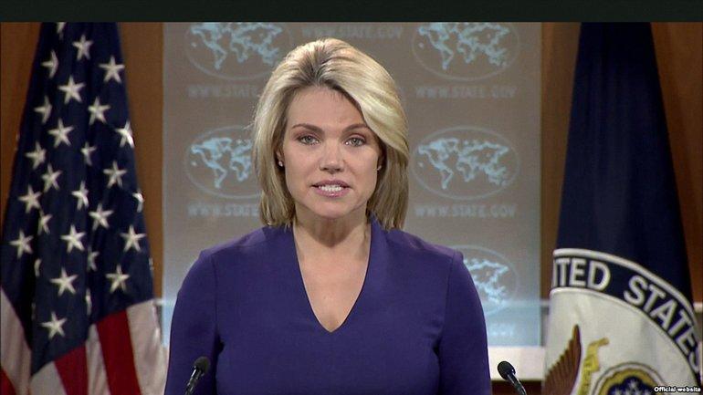 Гедере Науерт объяснила позицию Вашингтона по вопросу миротворцев ООН на Донбассе - фото 1