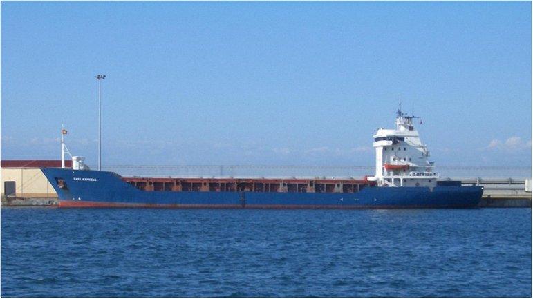 Сухогруз NADALINA прибыл из ливийского порта  - фото 1