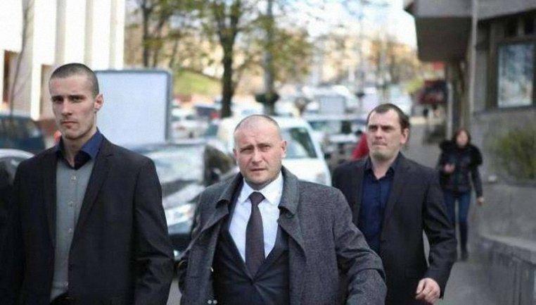 Бывший охранник Яроша задержан ФСБ - фото 1