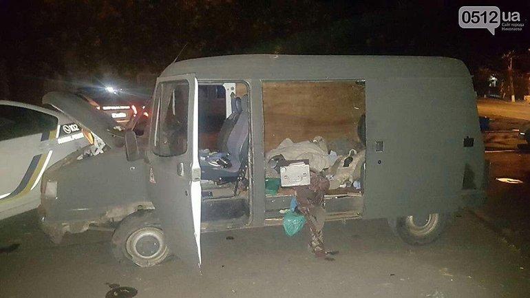 Пятеро военных ВМСУ пытались сбежать от полиции - фото 1